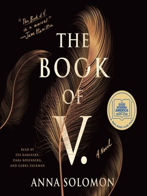 cover image of The Book of V.